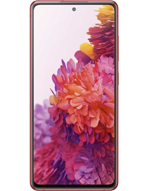 Смартфон Samsung Galaxy S20FE (Fan Edition) SM-G780F/DS 6/128Gb (Цвет: Cloud Red)