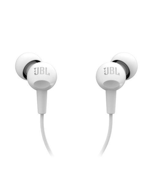 Наушники JBL C100SIU (Цвет: White)