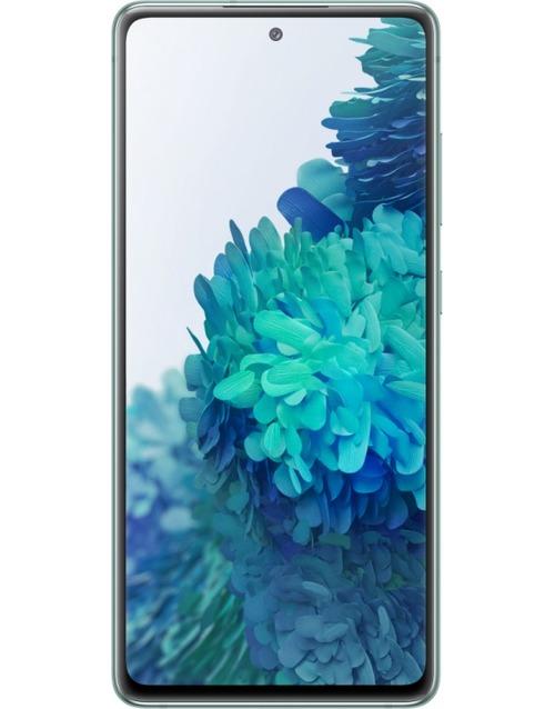 Смартфон Samsung Galaxy S20 FE SM-G780F/DS 8/256Gb (Цвет: Cloud Mint)