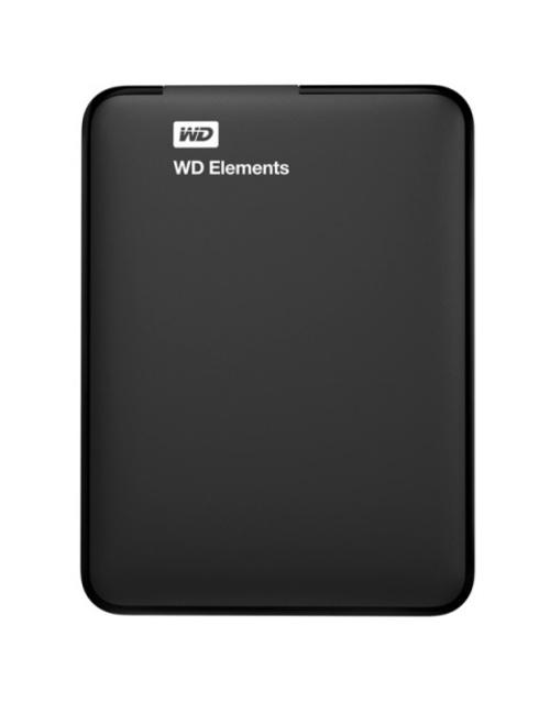 Жесткий диск WD Original USB 3.0 4Tb WDBW8U0040BBK-EEUE Elements Portable 2.5 (Цвет: Black)