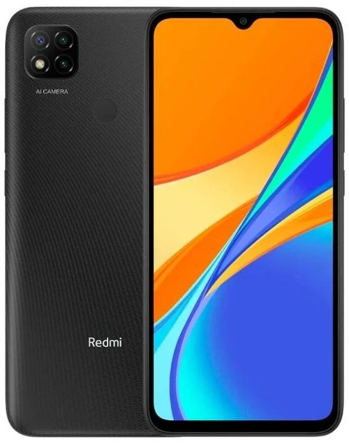 Redmi 9C NFC 3/64 Midnigh Gray